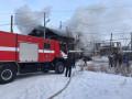 Пожар в жилом доме по улице Рыдзинского в Якутске локализовали