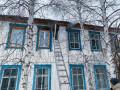 Пожар произошел в здании Намского техникума в Якутии
