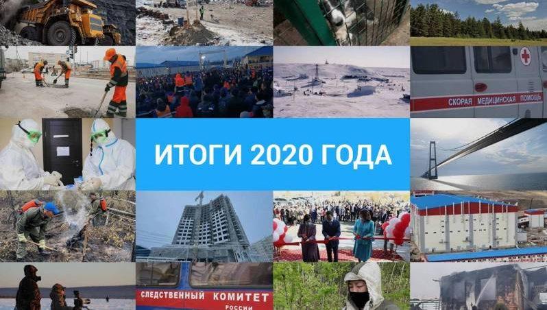 «2020-й, уходи!» Каким был уходящий год: только главные события и новости