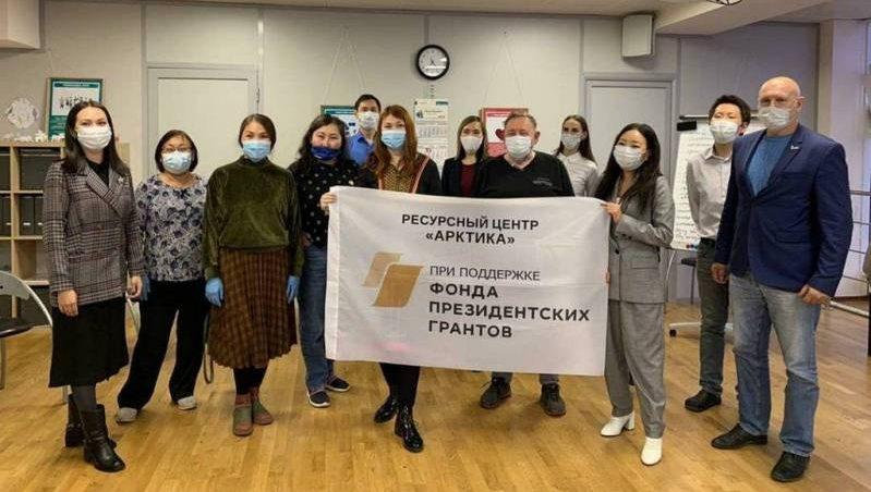Якутск — лидер по количеству победителей конкурса президентских грантов среди муниципалитетов