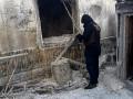 Следователи проводят проверку по факту гибели мужчины при пожаре в Верхоянском районе Якутии