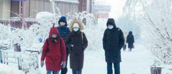 В Якутии выявлено 45 новых случаев коронавируса