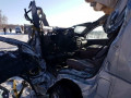 Два человека пострадали при столкновении микроавтобуса с большегрузом в Якутии