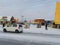 Пенсионера с внуком сбили на пешеходном переходе в Якутске