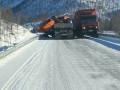 Один человек погиб при столкновении двух большегрузов в Якутии
