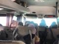 Микроавтобус перевозил школьников на Ленские Столбы с нарушениями в Якутии