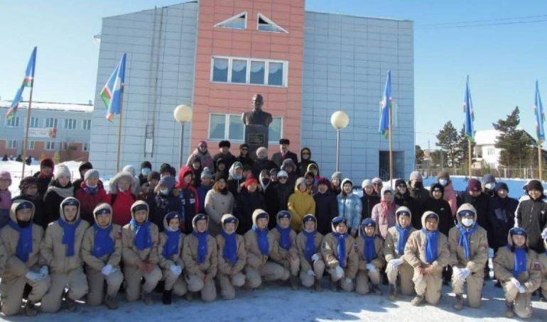 Якутяне почтили память Гавриила Чиряева