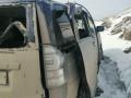 Пять пассажиров пострадали при опрокидывании автомобиля в Хангаласском районе Якутии
