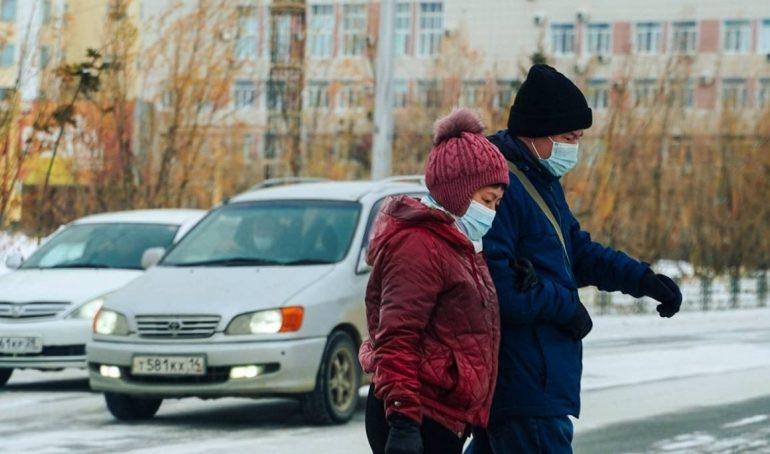 По состоянию на 17 апреля в Якутии выявлено 62 новых случая коронавирусной инфекции