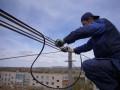 Машина оборвала линию РТК возле Нижнего Бестяха в Якутии