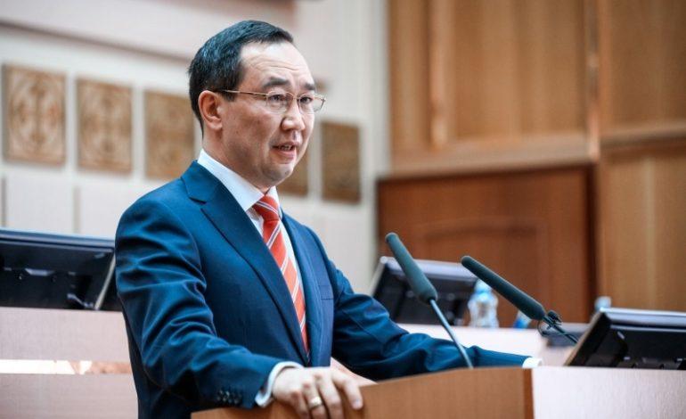 Глава Якутии рассказал о планах по решению проблем поселков Золотинка и Хани Нерюнгринского района