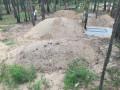 Следователи установили личности двух захороненных на несанкционированном кладбище в Якутске