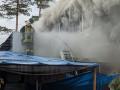 МЧС РФ по Якутии опровергло информацию о пострадавшем в Нерюнгри пожарном