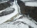 Золотодобывающее предприятие загрязнило реки Адыча и Сентачан в Якутии